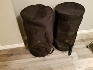 Drum and cymbal bags