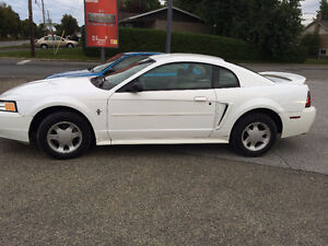 2000 Ford Mustang tissu Autre