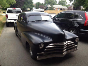 Summer Sale ($1000 off) :1948 Chev Coupe pro street