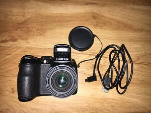 Caméra Fujifilm noire