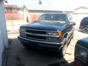 1999chevy suburban part or project