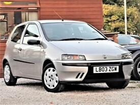 (53000 Miles) - Fiat Punto 1.2 Limited Edition - New MOT - Very Clean - CHEAP