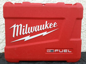 "Milwaukee ½"" Hammer Drill Driver M18 Fuel Case"