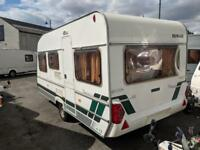 Lunar Chateau 450/5 berth end bedroom. 2003
