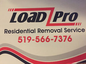 Load/Pro Residential Junk Removal Service