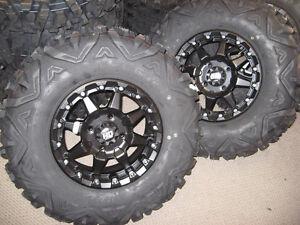 Honda 4x4 350/400/420 ATV Tires Peterborough Peterborough Area image 7