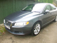 Volvo S80 2.4 ( 185bhp ) Geartronic 2007MY D5 SE Lux
