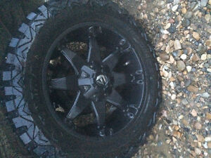 Rims and tires 2000 OBO