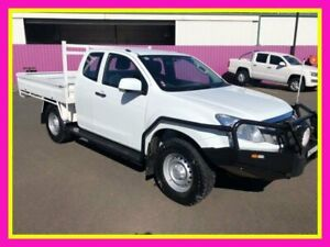 2014 Isuzu D-MAX TF MY14 SX (4x4) White 5 Speed Manual Space Cab Chassis Dubbo Dubbo Area Preview