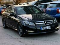 2013 Mercedes-Benz C Class C250 CDI BlueEFFICIENCY AMG Sport 4dr Auto SALOON Die