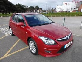 Hyundai i30 1.6CRDI ( 115ps ) 2011MY Comfort ONLY 68000 MILES