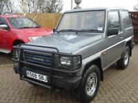 1992 Daihatsu Fourtrak 2.8D DS 1 OWNER ( 26000 MILES !!! )