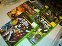 5 Xbox Games in Excellent Condition OBO