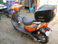 scooter rs 2008