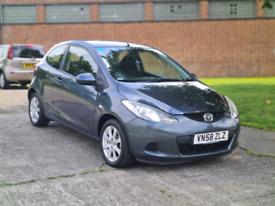 Mazda 2 1.4 diesel manual 5+1 30£ tax a year