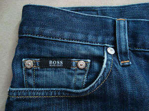 New,Unworn Hugo Boss Jeans size 32-33 waist x 27 inseam West Island Greater Montréal image 3