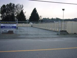 STORAGE AVAILABLE, SHIPPING CONTAINERS, VERY SECURE YARD