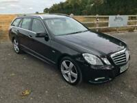 Mercedes-Benz E250 cdi 201bhp ) BlueEFFICIENCY Auto Avantgarde Estate