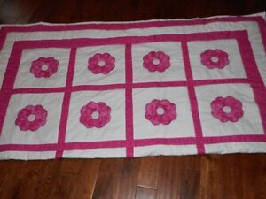 queen size hand stitched quilt Peterborough Peterborough Area image 4