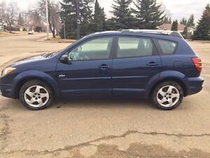2004 Pontiac Vibe Hatchback  in North Battleford