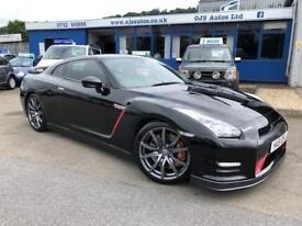 Nissan Gt-R Premium Edition Coupe 3.8 Semi Auto Petrol