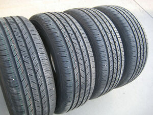 New 215/55R16 Continental ContiProContact tires M+S All Season