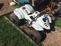 90 cc loncin quad spares or repairs