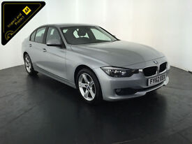 2012 62 BMW 318D SE 4 DOOR SALOON 141 BHP 1 OWNER BMW SERVICE HISTORY FINANCE PX
