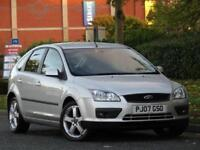 Ford Focus 1.8 2007 Sport S +8 FORD SERVICE STAMPS + WARRANTY