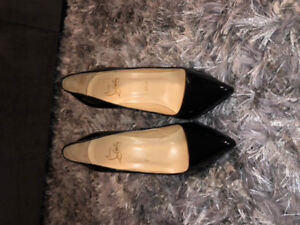 Louboutin Shoes Pigalle - Used - 40% off - $600