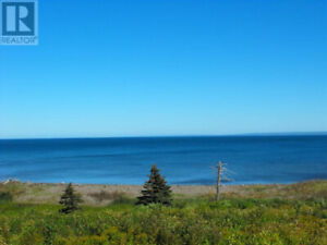 Beautiful Oceanfront Log Cabin for Rent - Tracadie Island