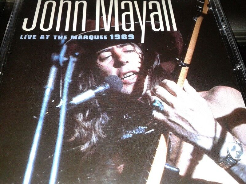 John Mayall - Live At The Marquee 1969,cd,Eagle Records