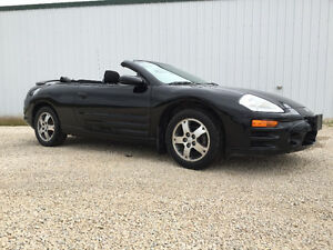 2003 Mitsubishi Eclipse Spyder GS * Convertible * Keyless Entry*