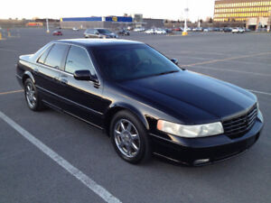 2001 Cadillac STS STS tourisme Berline