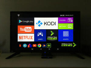 Stream Team Android TV Box