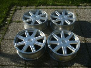 "Used 15"" and 17"" Steel and 15"", 17"" and 18"" Alloy Rims"
