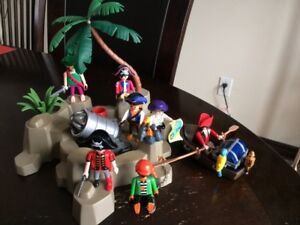 Playmobil - Scène pirates 3