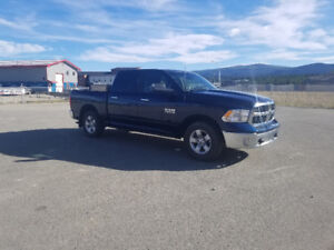 2014 Ram 1500 4x4 - Low KM - Make Me an Offer!