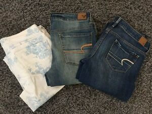 Jeans taille 42 ( 12 ans )