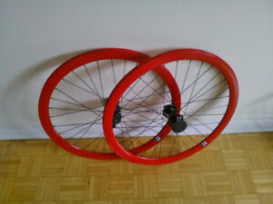 Fixie  single speed wheelset 700c
