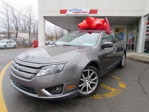 Ford Fusion 4dr Sdn SEL AWD 2012