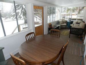 GORGEOUS PIGEON LAKE CABIN.  2 BED, 2 BATH.  STEPS TO THE LAKE! Strathcona County Edmonton Area image 10