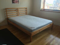 IKEA Bed+Mattress+drawer