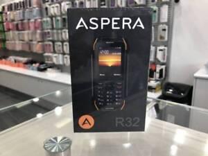 Brand New Aspera R32 32gb black / yellow 2 years warranty