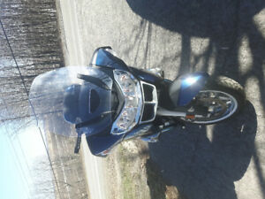 BMW r1200rt  2008  9800km
