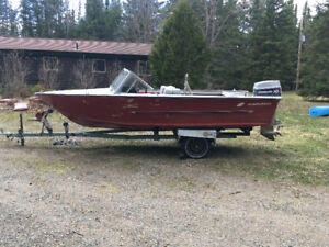 16ft Starcraft Runabout