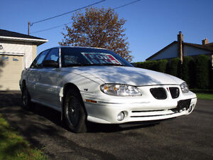 1998  GRAND AM SE V6 LIKE NEW GARAGE STORED FOR 20 YEARS