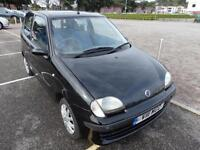 Fiat Seicento 1.1 2001MY SX ONLY 12000 MILES