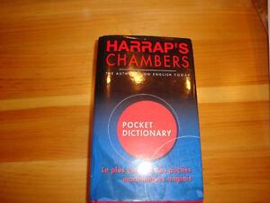Harrap's dictionary