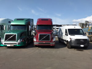 TRUCK BUSINESS FOR SALE